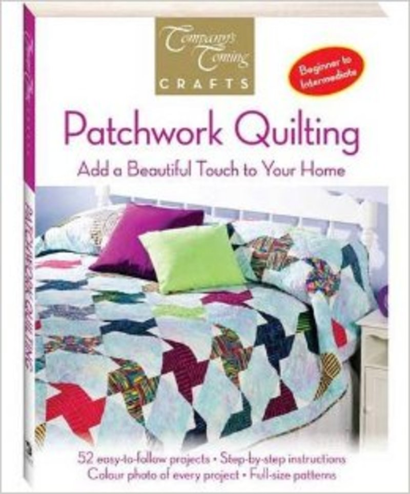 Company's Coming Patchwork Quilting Book (Publication 2009)