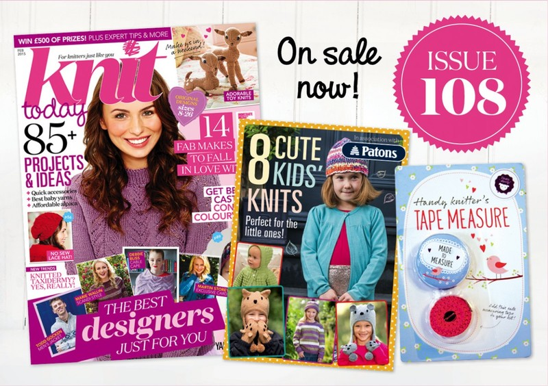 Knit today - Issue 108